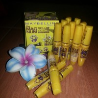 mascara maybelline yellow