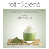 Toffin & Creme Frappe Mix (Matcha Green Tea)