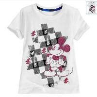 Baju Anak - White Mickey Tee (T-034)