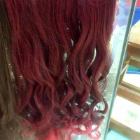 Ombre Magic Clip 3 Layer
