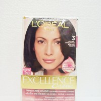 Loreal Excellence Cream no 3 Natural Dark Brown