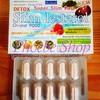 Slim Lesterol Ori Stat 9000 / Detox Super Slim Fast Obat Pelangsing dari Thailand