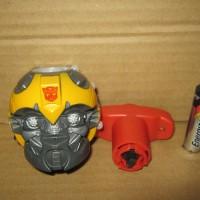 Bumblebee Head Gasing Action Figure