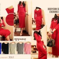 Bodycon Simply Evening Dress