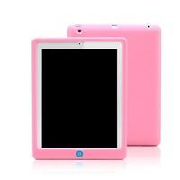 iPad 2/3/4 Case -Soft Silicone Slim Rubber Protective Case Cover Skin for Apple iPad2/3/4 New iPad