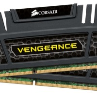 Corsair DDR3 Vengeance Black PC12800 8GB (2X4GB) CMZ8GX3M2A1600C9