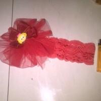 big red cute badana / pita baby acc
