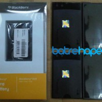 Baterai Battery Batre Blackberry BB Original M-S1 MS1 Bold Onyx 9700 9000 9780