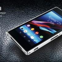 LOVE MEI 0.7 ultra-thin metal bumper for Sony Xperia Z1
