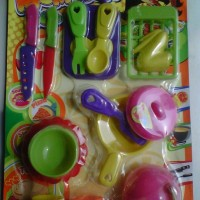 Mainan Kitchen Set Mari Memasak
