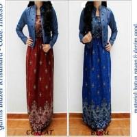 baju gamis, baju muslim, baju lebaran, kode 11KRSD