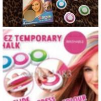 Hot hues hair calk / pewarna rambut warna