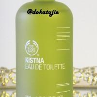 The Body Shop KISTNA EAU DE TOILETTE Original Reject (100ml)