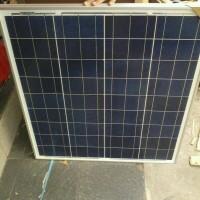 harga SOLAR CELL 50W PANEL SURYA POLYCRYSTALLINE CHARGER 12V LISTRIK ENERGI MATAHARI Tokopedia.com