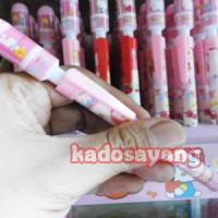 Pensil Hello Kitty Krincing