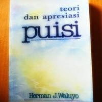 Teori dan Apresiasi Puisi, Herman J. Waluyo