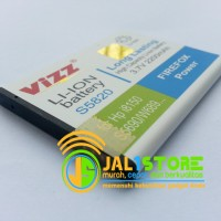 Wonder 2200mAh Battery / Baterai Vizz Double Power Samsung Galaxy W / Wonder i8150 / S5820 / S5690 / W689