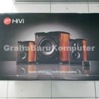 HiVi Swans M50W Speaker System Swan