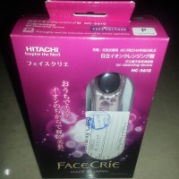 Hitachi Facecrie NC5610 Crystal Pink Rechargeable (sisa 3 unit)