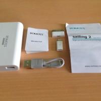 ROMOSS sailing 2 : Power Bank 5200mAh