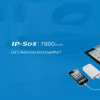 VIVAN IP-S 08 : Power Bank 7800mAh