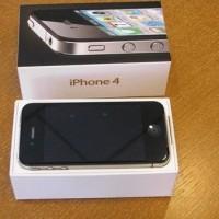 Iphone 4G 8GB CDMA BLACK DAN WHITE ORIGINAL