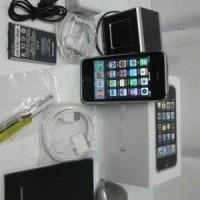 Iphone 4G 32GB CDMA BLACK DAN WHITE ORIGINAL