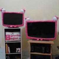 Bando TV LCD / LED Hello Kitty Pink 22inc - 42inc