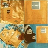 Shiseido Naturgo Mud Mask Orange