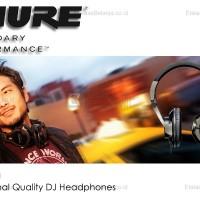 SHURE SRH550DJ - DJ HEADPHONE