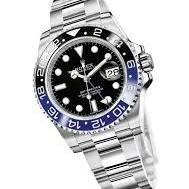 Jam tangan Rolex GMT Black Blue Super