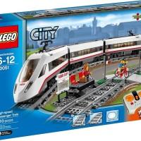 LEGO # 60051 CITY - TRAINS_HIGH - SPEED PASSENGER TRAIN