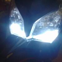 Lampu Led Senja Mobil Dan Motor 9nine Luminos 9 Titik Putih