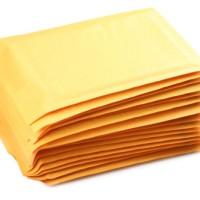 Amplop Bubble Padded Envelope ukuran 1/2 FOLIO