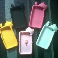 Casing iPhone 3/3Gs - Hello Deere - Diffie Cat Series