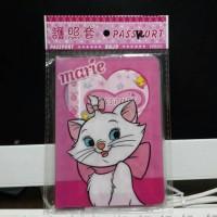 Cover Pasport Motif Karakter Marie