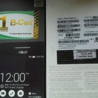 ASUS ZENFONE 6 RAM2GB MEMORY 16GB ORI GARANSI 1TAHUN