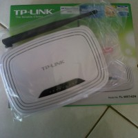 Wireless Router TP-LINK TL-WR74ON