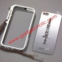 Trigger Iphone 5/5s 4th Design Silver