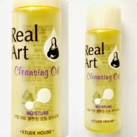 Jual Etude House Real Art Cleansing Oil Mini Murah