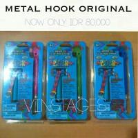 Metal hook ori for rainbow loom