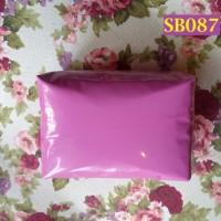 Amplop Plastik LDPE Warna Purple Ukuran 20 x 34 cm Untuk Mail Bag - SB087
