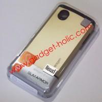 SGP Spigen Slim Armor Nexus 5 Gold