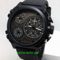EXPEDITION E6626M Leather (BLK) Triple Time
