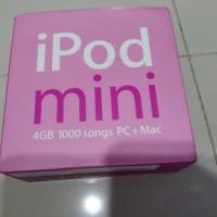 Fullset Original Apple iPod Mini 2nd Generation