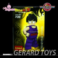 Lego Dragon Ball Z Decool 706 Son Gohan - MIB