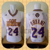 Jersey Lakers BRYANT #24