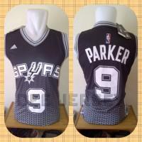 Jersey Spurs PARKER #9
