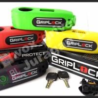 GRIPLOCK - Kunci Pengaman Motor Inovatif & Modis [ORIGINAL + MURAH]