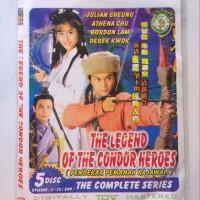 Jual Film DVD Legend of the Condor Heroes 1994